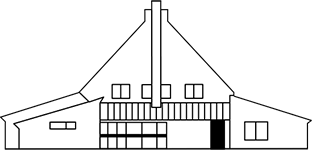 clover hill village hall logo